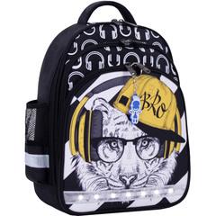 Рюкзак школьный Bagland Mouse черный 175к (00513702)