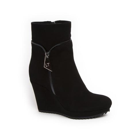 Ботинки L.Traini 13913з Черный