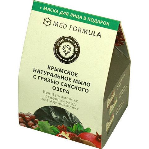 Набор натурального мыло Мед-Формула