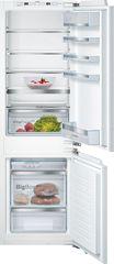 Холодильник встраиваемый с морозильником Bosch Serie | 6 KIS86AF20R фото