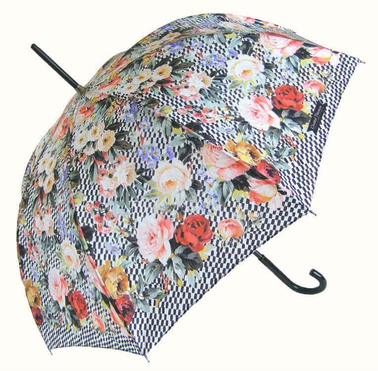 Зонт-трость Chantal Thomass 878 Fleures coquettes