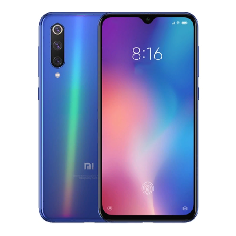Смартфон  Xiaomi Mi9 SE 6/128Gb Blue/Синий EU (Global Version)