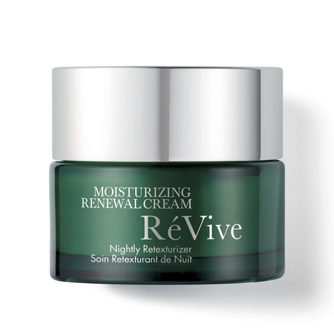 ReVive Увлажняющий восстанавливающий ночной крем для сияния кожи Moisturizing Renewal Cream Nightly Retexturizer