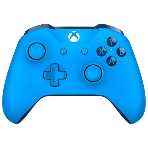 Беспроводной геймпад Crete (Xbox One, синий, WL3-00020)