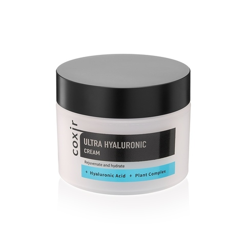 Ультраувлажняющий крем с гиалуроновой кислотой COXIR Ultra Hyaluronic Cream 50 мл.