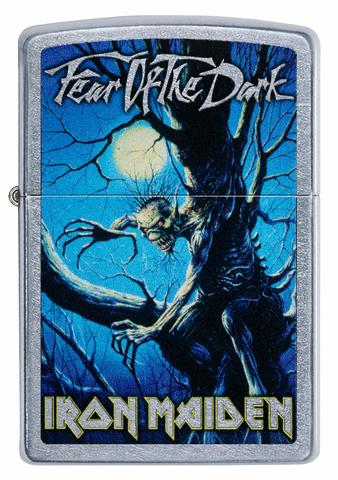 Зажигалка Zippo 49234 Iron Maiden