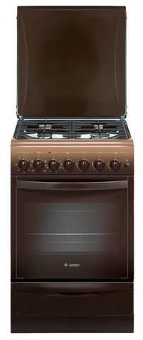 Плита Газовая Gefest ПГЭ 5102-02 0001 коричневый реш.чугун