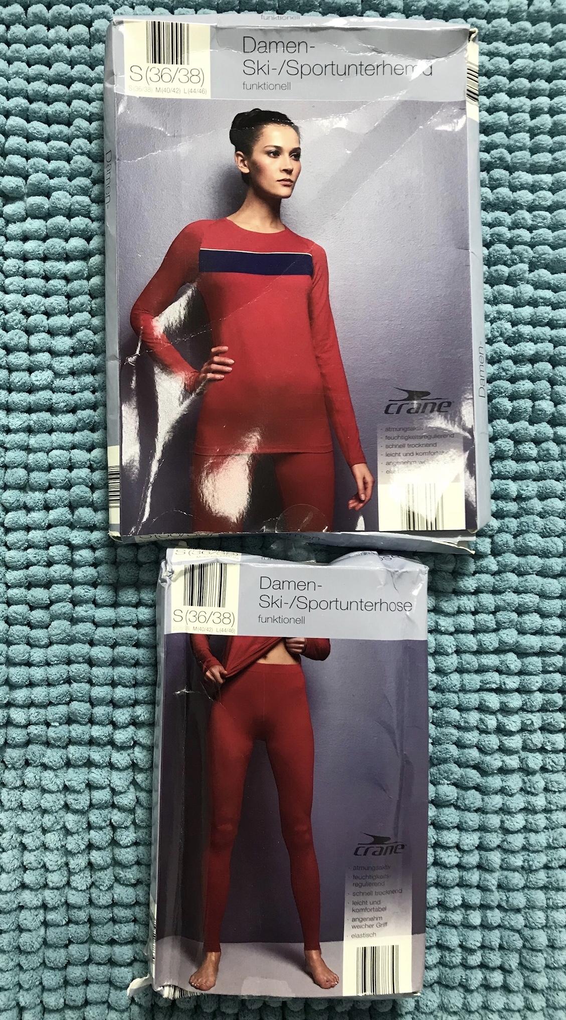 Мужское, женское, и детское, термо белье немецких фирм Crane и Bruno banani http://lvivopt.com.ua