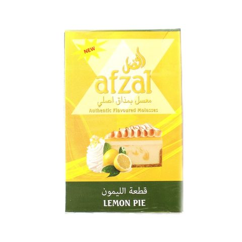 Табак для кальяна Afzal Lemon Pie 50 гр