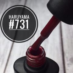 Haruyama, Гель-лак №731, 8 мл