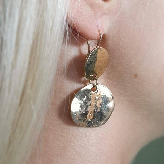 The Mirrors, Sterling Silver Trendy Earrings
