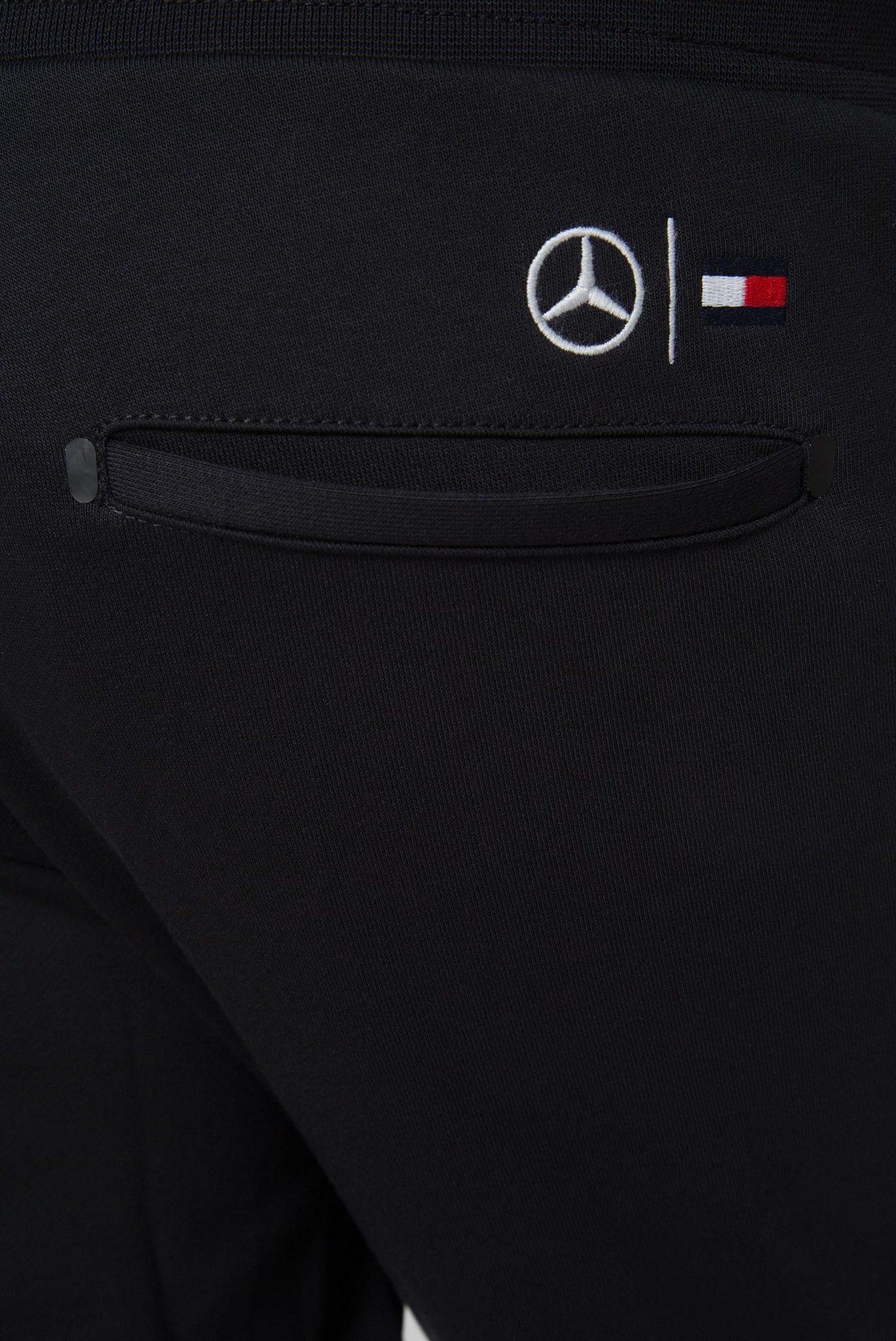 Мужские черные спортивные брюки 2 MB TECH FLEECE Tommy Hilfiger