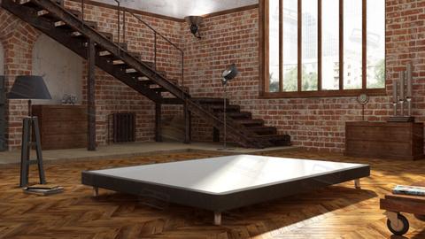 Кровать Mr.Mattress Simple Box