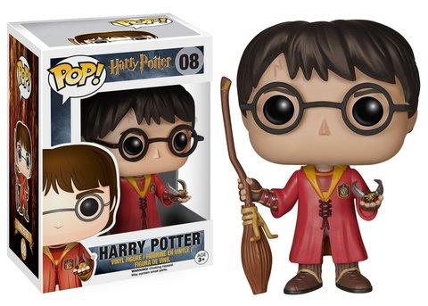 Фигурка Funko POP! Vinyl: Harry Potter: Quidditch Harry 5902
