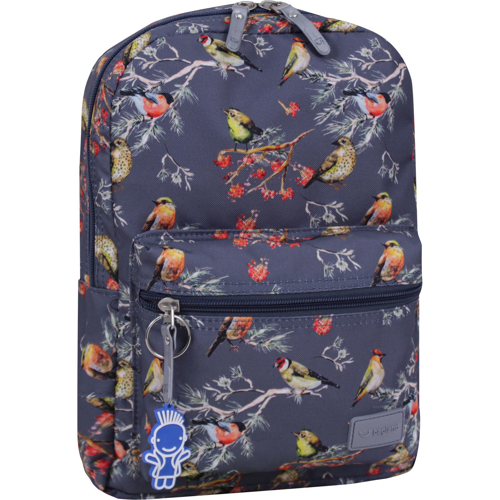 Молодежные рюкзаки Рюкзак Bagland Молодежный mini 8 л. сублімація 445 (00508664) IMG_8223суб445-1600.jpg