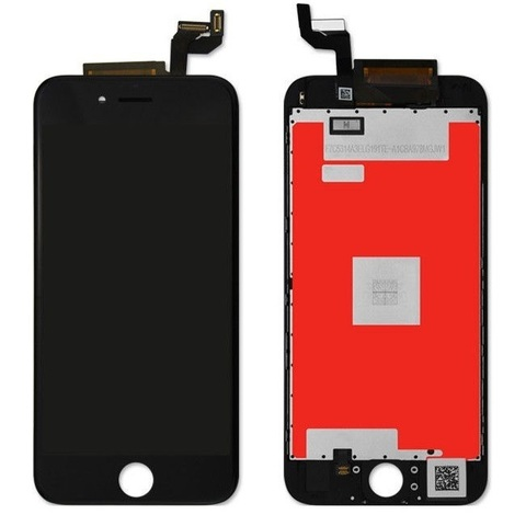 LCD Apple iPhone 6S Black (AAA)