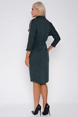 <p>Женственность всегда в тренде! Уютное, модное платье на осень.Идеальный вариант на каждый день. Длины : (46р-100,48р-101,50р-102,52р-103).</p>