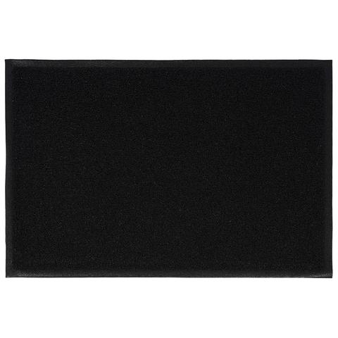 Коврик пористый, черный, 50*70 см