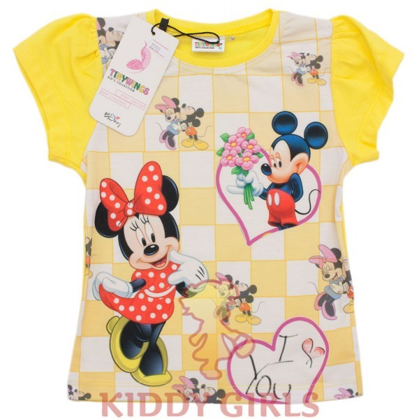 Minnie & Mickey 2292