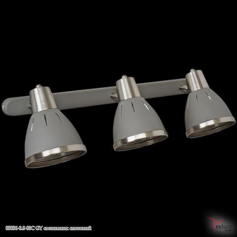 05056-0.8-03C GY светильник спотовый