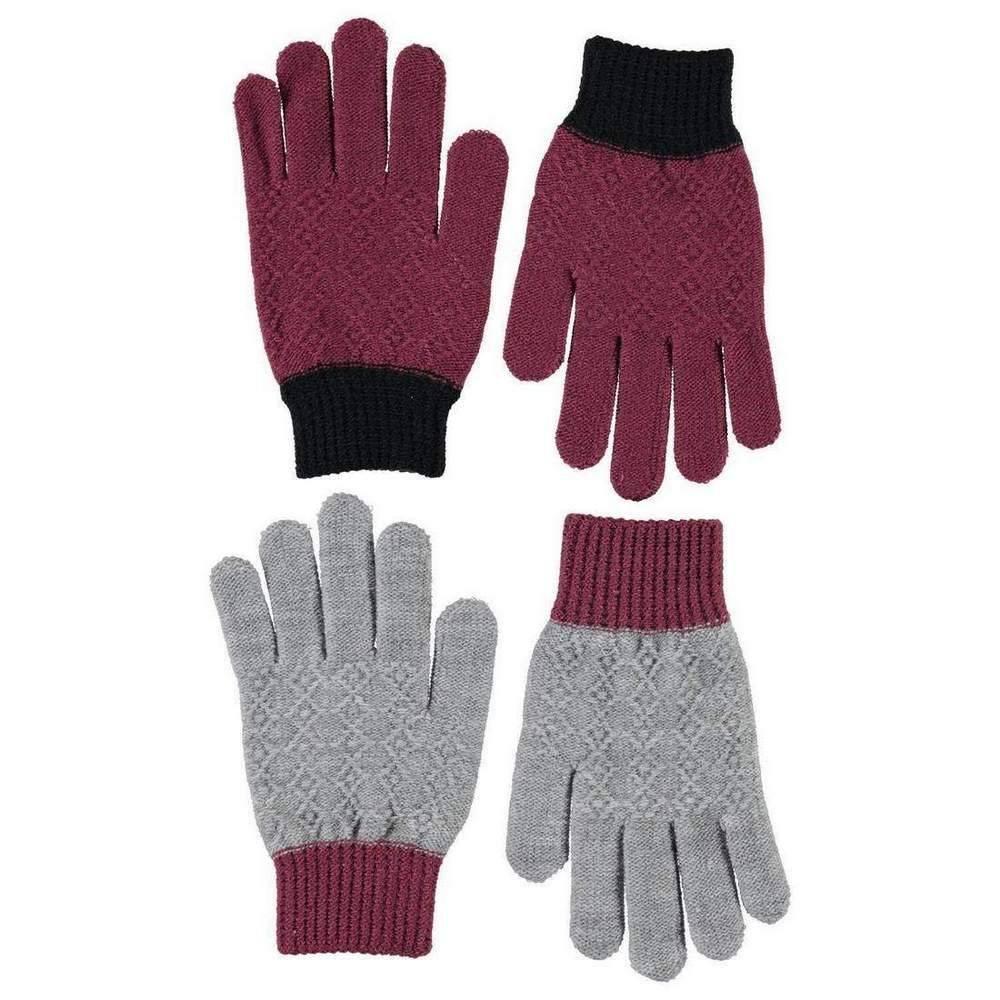 Перчатки Molo Kyra Maroon