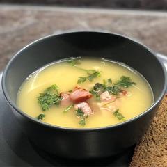 Суп гороховый / 350 мл