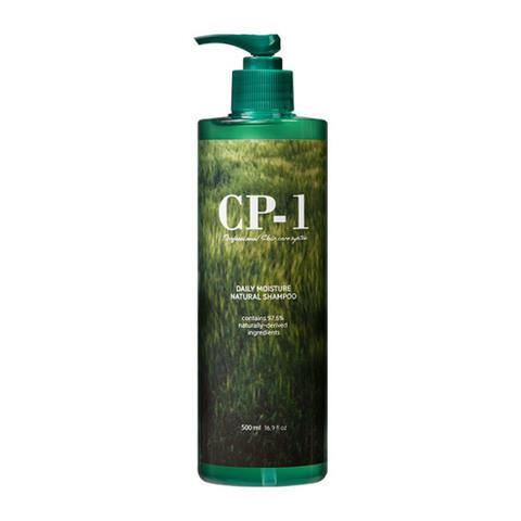 ESTHETIC HOUSE Шампунь для волос НАТУРАЛЬНЫЙ/УВЛАЖНЯЮЩИЙ CP-1 Daily Moisture Natural Shampoo, 500 мл