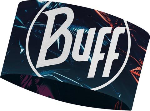 Теплая спортивная повязка на голову Buff Headband Tech Fleece Xcross фото 1
