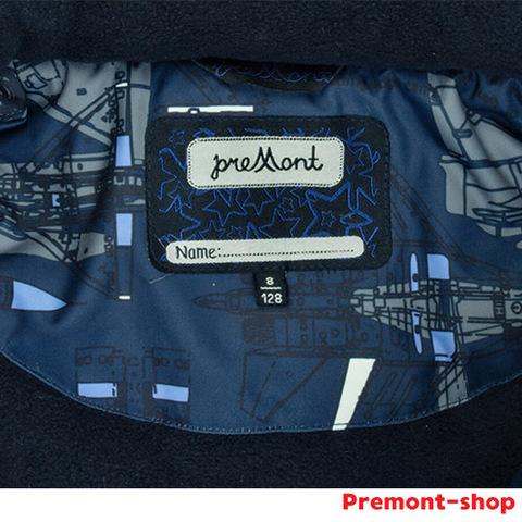 Зимний костюм Premont Первый Полет Бомбардье WP82201