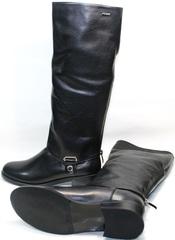 Кожаные сапоги женские Richesse R-458