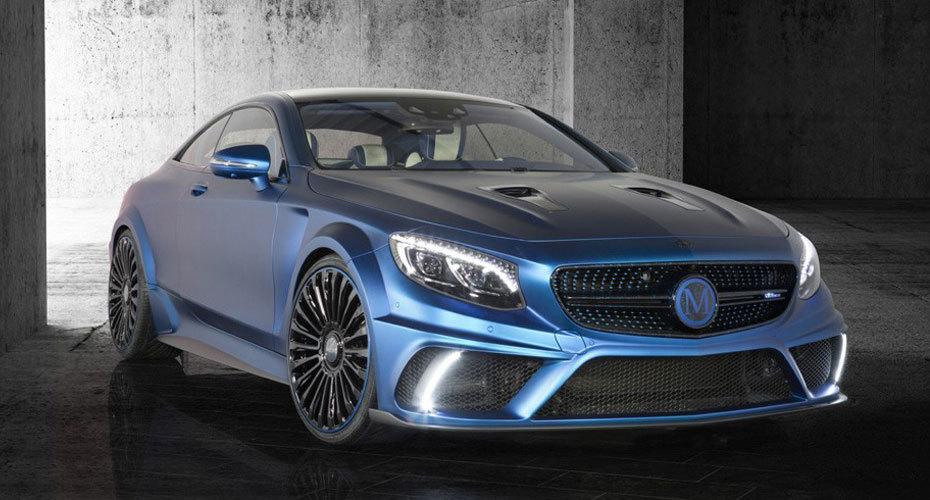Обвес Mansory для Mercedes S Coupe C217