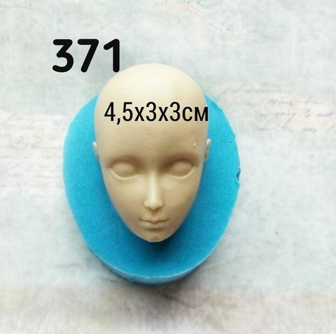 0371 Молд Голова (лицо).