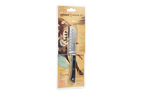 Нож для масла Samura Harakiri SHR-0015B/Y