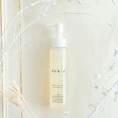 ALL-J Масло для снятия макияжа и очистки кожи Smooth Rich Skin Cleansing Oil