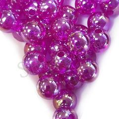 Купить оптом бусины Amethyst AB фиолетовые в инетрнет-магазине