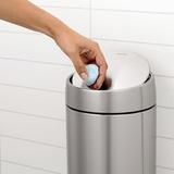 Ведро для мусора с крышкой SLIDE (5л), артикул 477546, производитель - Brabantia, фото 8