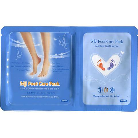 Mijin Cosmetics Foot Care Pack маска для ног с гиалуроновой кислотой