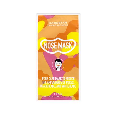 KOCOSTAR | Очищающая Маска для носа / Nose mask, (1.5 мл)