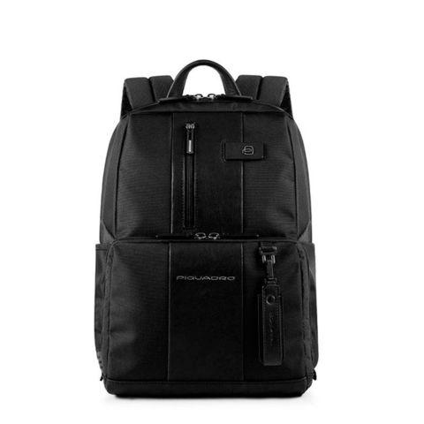 Рюкзак Piquadro Brief CA3214BR/N натур.кожа/ткань