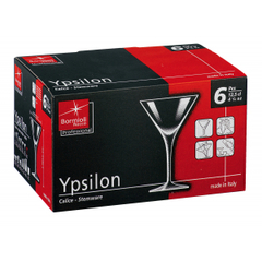 Набор из 6 бокалов для мартини «Ypsilon», 245 мл, фото 3