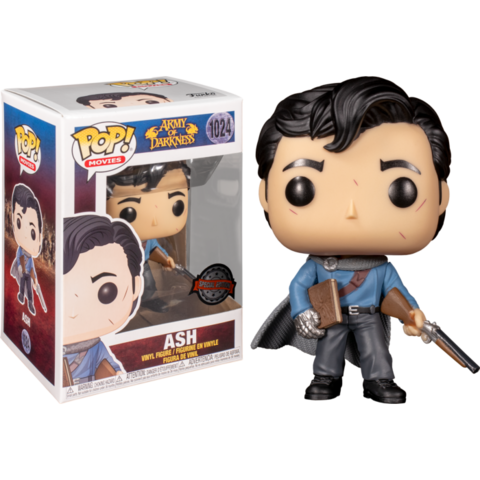 Фигурка Funko Pop! Movies: Army of Darkness - Ash (Excl. to Hot Topic)