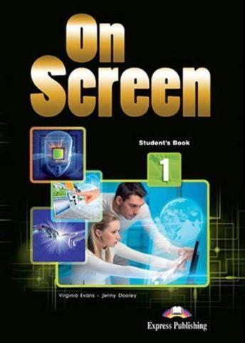 On Screen 1. Student's Book (+DigiBook app). Учебник c доступом к электронному приложению