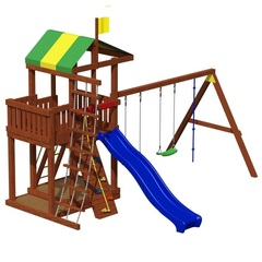 Детская игровая площадка «Джунгли 9»