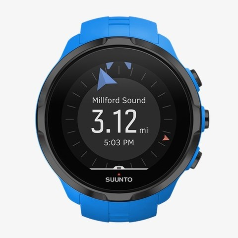 SUUNTO Spartan Sport Wrist HR - Blue