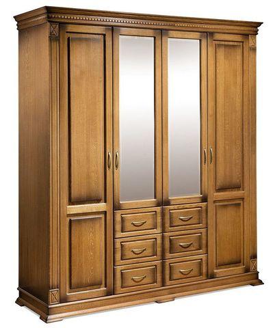 Шкаф для одежды ВЕРДИ - 4000