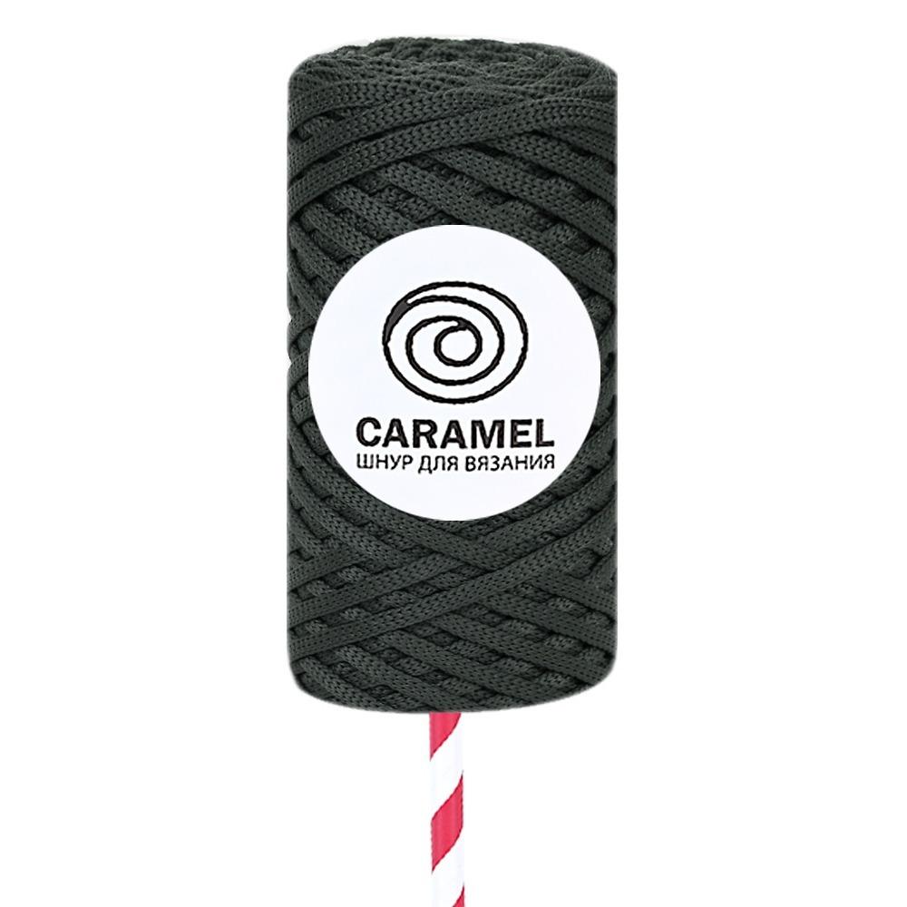 Плоский полиэфирный шнур Caramel Полиэфирный шнур Caramel Чёрный изумруд cherniy_izumrud-1000x1000_1_1_.jpg