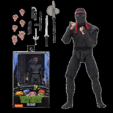Фигурка NECA Teenage Mutant Ninja Turtles - Foot Soldier (Bladed Weaponry)