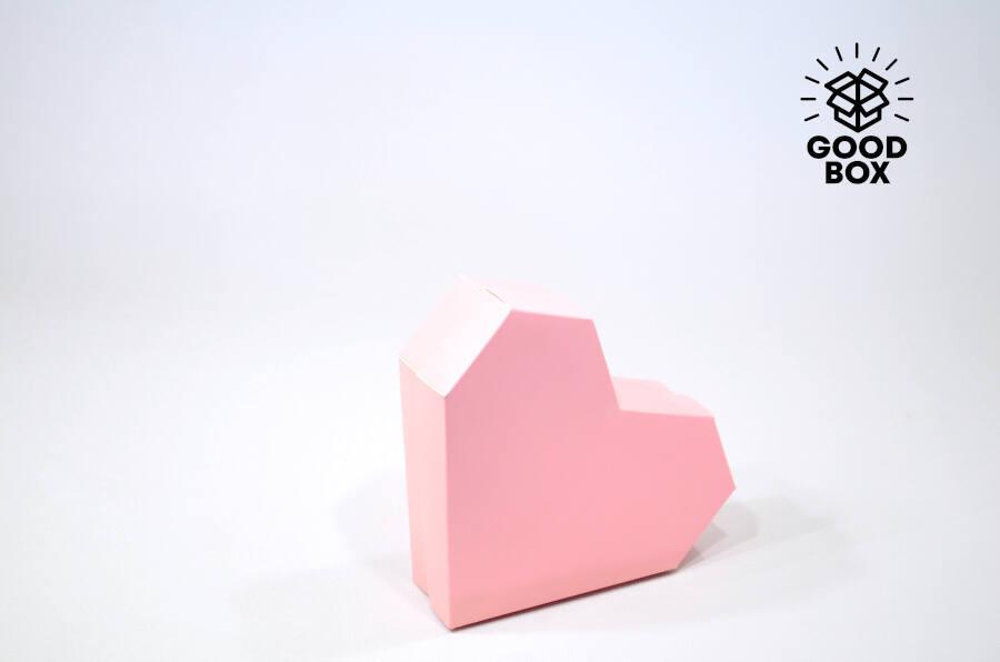 коробка в форме сердца купить недорого в Алматы
