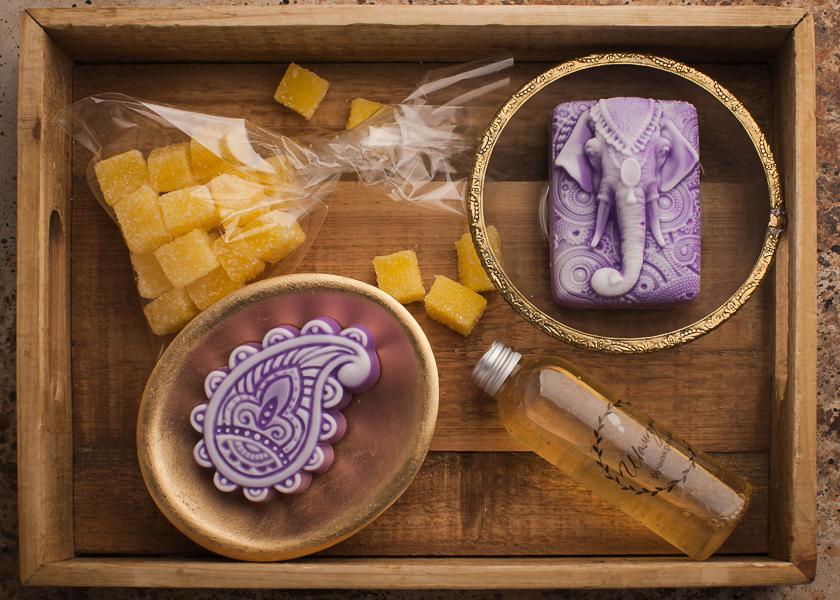 Мыло ручной работы. Форма Слон