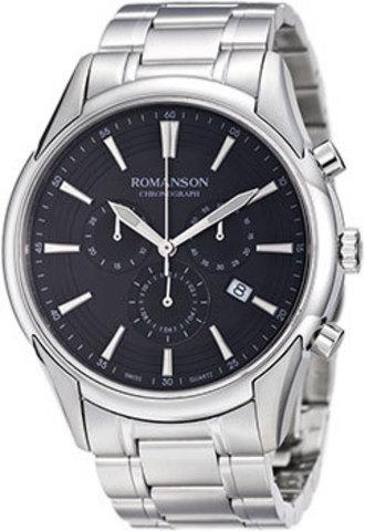 Наручные часы Romanson TM5A21HMW(BK)